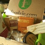 Foodzie subscription box
